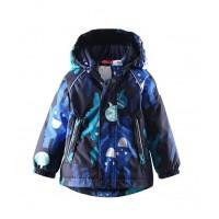 Reima  Зимняя куртка для девочек 511185A-6989 цвет синий