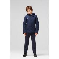 Куртка Silver Spoon Цвет Синий Арт. SSFSB-726-10145-351